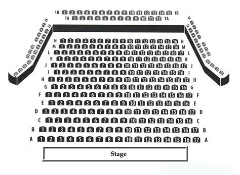 chicago theater floor plan mercury theatre seating chart theatre in chicago