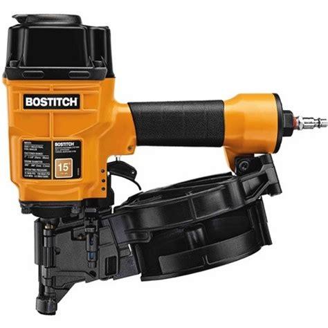 Stanley Bostitch Ic60 1 Heavy Duty Coil Nailer Nail Gun