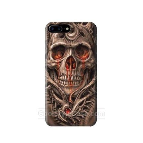 Skull For Iphone 7 skull blood iphone 7 plus great i7p limited