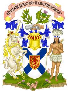 coat of arms of scotia svg