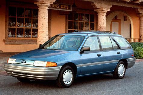 Built In Window Seat 1991 96 ford escort consumer guide auto