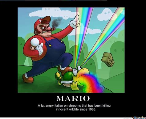 Funny Mario Memes - mario by ben meme center