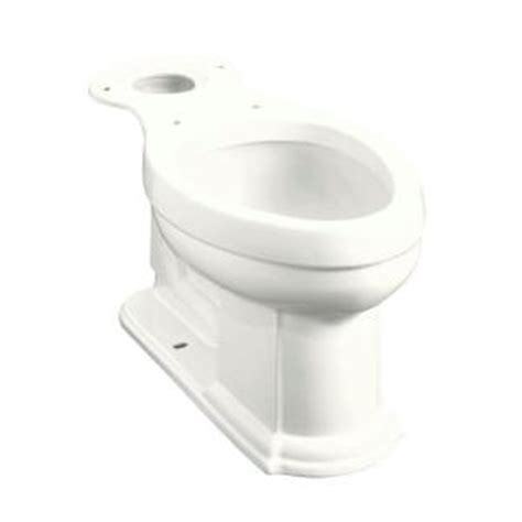 kohler devonshire comfort height elongated toilet bowl