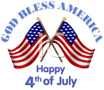 royalty free 4th of july clip art, patriotic clipart