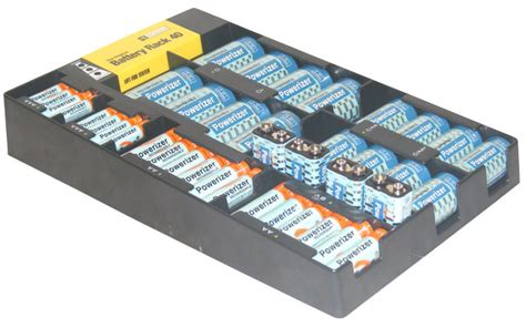 Battery Rack Organizer by Ch V2299 Computer Controlled Charger 40 Pcs Nimh Rechargeable Batteries Rack 40 Battery