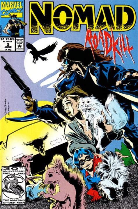 nomad marvel nomad 1 marvel comicbookrealm