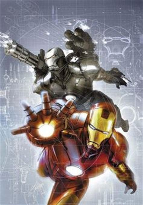 Iron War Machine Comic iron on iron 3 iron 3 poster and toys
