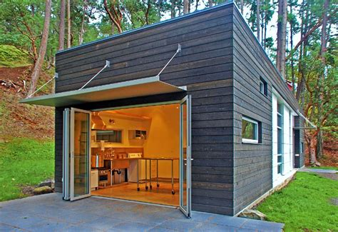 studio backyard 6 brilliant studios perfect for the eco artist green art