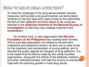 Youth And Abuse Essay by Addiction Among Teenagers In The Philippines