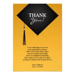Thank You Letter To Parents Graduation Sample Thank You Message To Parents Just B Cause