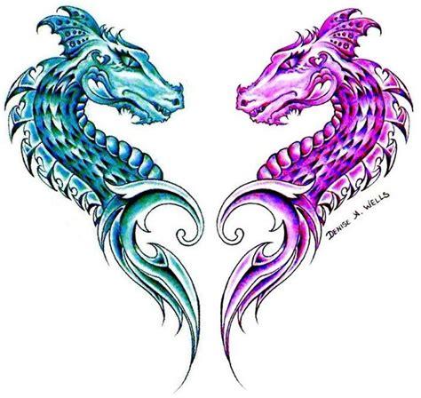 dragon heart tattoo designs drawings iskanje