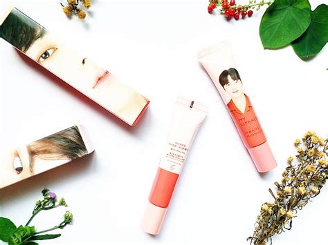 Harga Lip Balm Innisfree Wanna One innisfree my lip balm wanna one edition review and