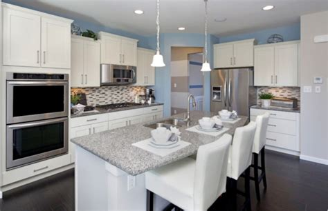 Pulte Homes Kitchen Cabinets by Hilltop At Woods St Louis Mo Kitchen St