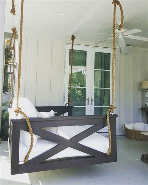 swing bed not your average porch swing our swing beds are