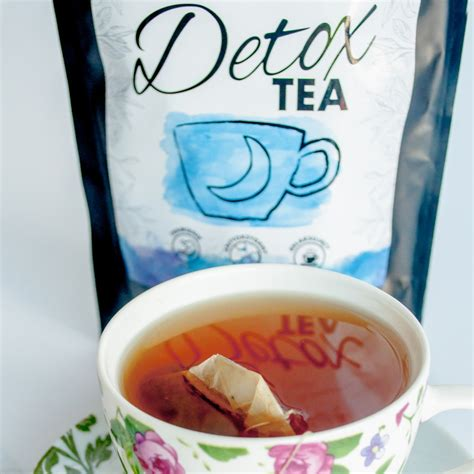 Nighttime Detox Tea by Detox Tea For The Dermocosmetics And
