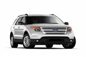 Reviews On Ford Explorer 2014 Ford Explorer Xlt Review Top Auto Magazine