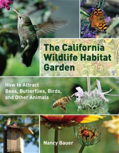 the wildlife gardener books author nancy bauer home ground habitat nursery