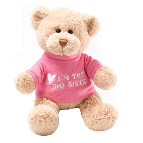 Boneka Polar Soft Animal Doll White Teddy Be Bisa Gojek i m the big teddy with embroidered pink shirt