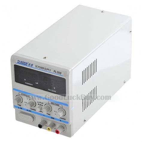 Power Supply 30v 5a Zhaoxin Ps 3005d zhaoxin ps 305d 30v 5a linear dc adjustable power supply