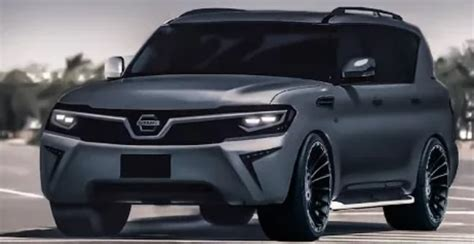 2019 Nissan Patrol Diesel by 2019 Nissan Patrol Safari Diesel All About Nissan