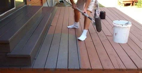 deck stain reviews oil based water based deck stain