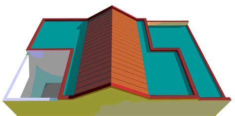 merancang desain atap rumah kpr btn type  blog