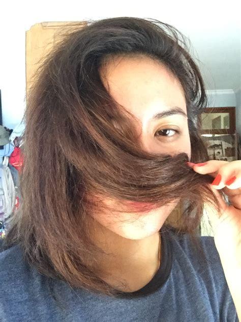 Rol Rambut Busa Isi 10 perawatan rambut kering yang diwarnai alami aiko