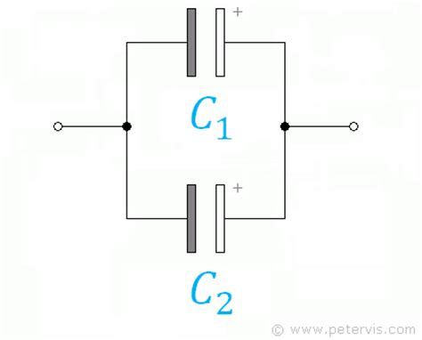 electrolytic capacitor symbol polarity electrolytic capacitors in parallel calculator