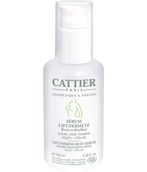 Serum Fruit Bio Spray cattier lift firming bust serum with kigelia chlorella 100ml mondebio