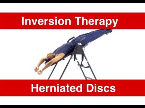 how to use an inversion table for lower back atlanta chiropractor inversion table for herniated disc