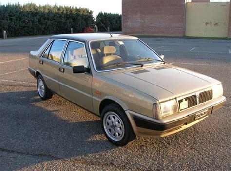 Lancia Prisma Lancia Prisma Photos And Comments Www Picautos