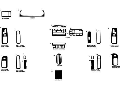 cadillac dash kits 1998 cadillac dash kits custom 1998 cadillac