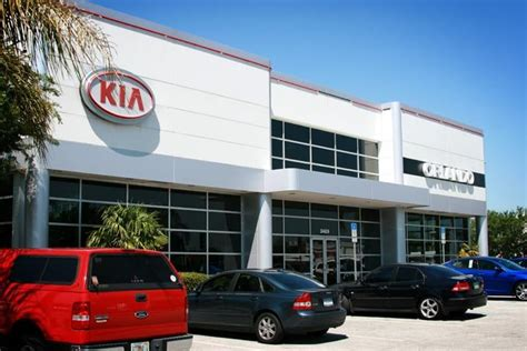 Orlando Kia Dealer Orlando Kia West 18 Photos Car Dealers Horizons West