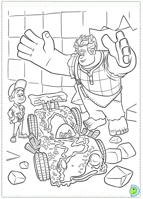 disney coloring pages wreck it ralph disney wreck it ralph coloring pages poster disney best