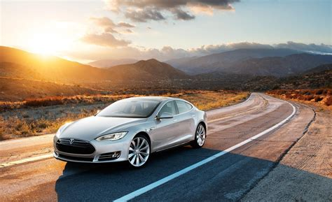 Tesla Desktop Tesla Model S 2015 Wallpaper