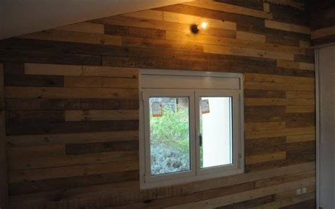 wood wall paneling ideas pallet wall for living room