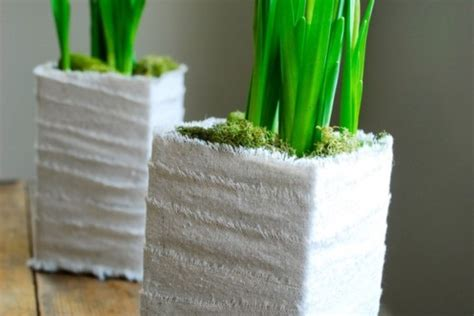 7 diy planter ideas you probably never thought of photos huffpost