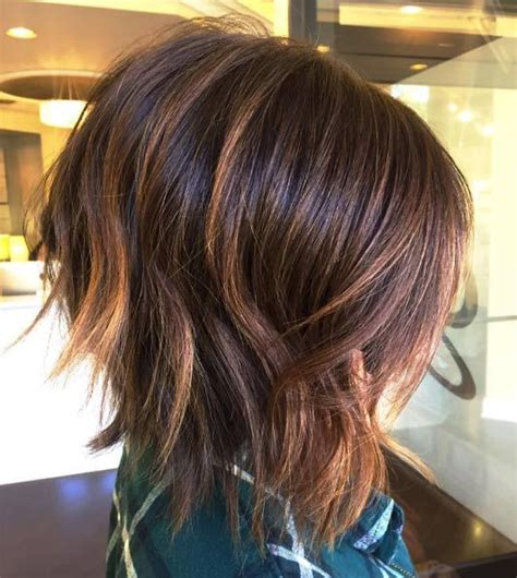 angled bob with height in top 43 picture perfect textured bob hairstyles angled bobs