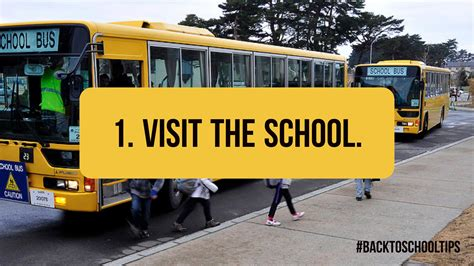 Taking The Kiddos To School by Parents 9 Back To School Pro Tips Ed Gov