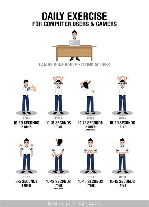 desk exercises at work 12 best images about ergonomic info and exercises on pinterest