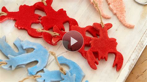 how to make christmas tree decorations at home christmas tree decorating ideas how to make salt dough