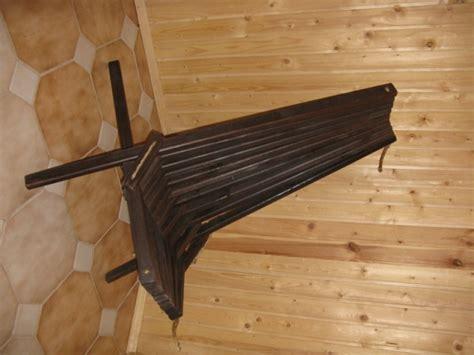 folding chair badetonnen und saunen aus holz wooden
