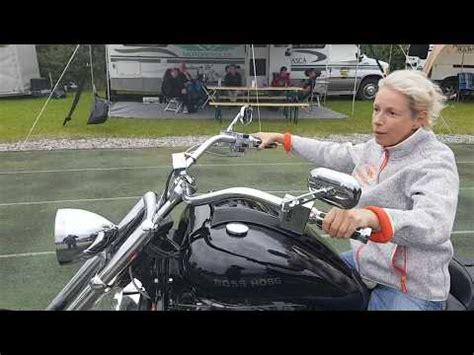 Boss Hoss V8 Motorcycle 8 Zylinder Motorrad by Bosshoss V8 Doovi