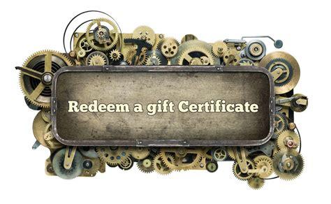 buy gift certificate buy redeem gift certificates