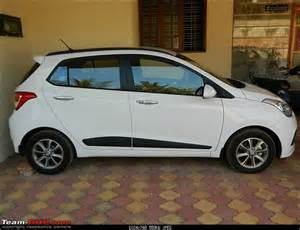 our white hyundai grand i10 asta o 1 2 team bhp