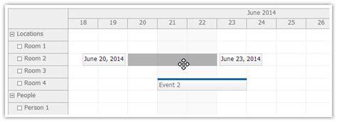 drag and drop javascript scheduler daypilot for javascript scheduler daypilot for javascript html5