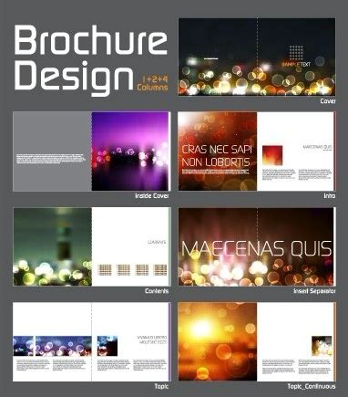 Brochure Cover Design Template Free Vector Download 16 418 Free Vector For Commercial Use Magazine Brochure Template