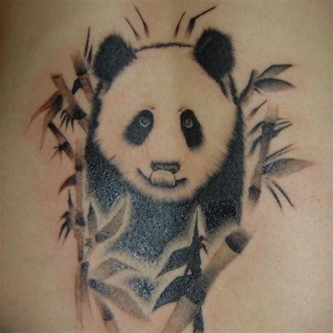 panda tattoo realistic 14 tatuaje cu urși panda și semnificația lor eli tattoo