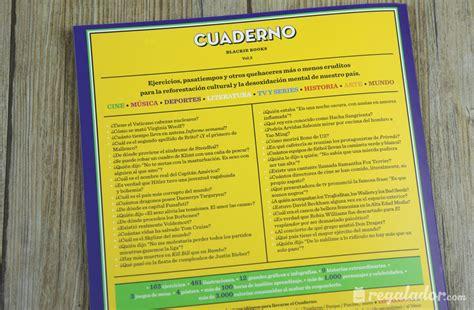 chicos chicas cuaderno de ejercicios regalador com el cuaderno de ejercicios para adultos m 225 s loco e ingenioso