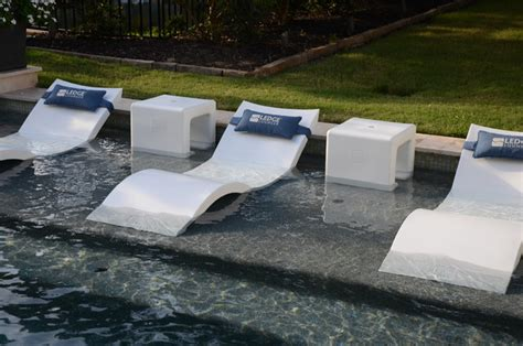 ledge lounger ledge loungers in